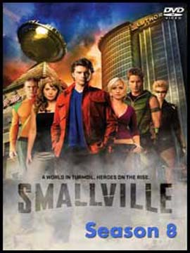 Smallville - The Complete Season Eight