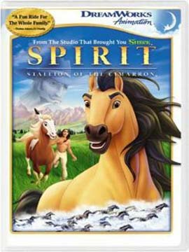 Spirit - Stallion of the Cimarron