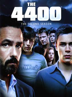 The 4400 - The Complete Season Second