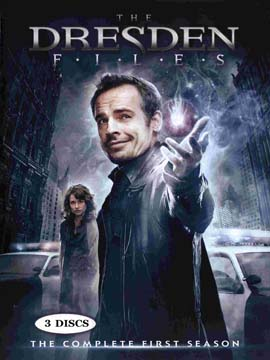 The Dresden Files - The Complete Season One