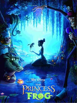 The Princess and the Frog - مدبلج