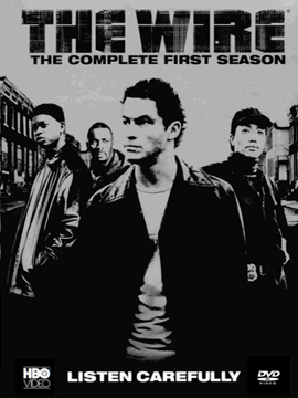 The Wire - The Complete Season One