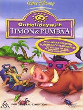 Timon And Pumbaa - Dining Out With Timon And Pumbaa - مدبلج