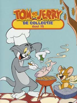Tom and Jerry -Volume 10