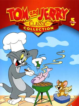 Tom and Jerry - Volume 5