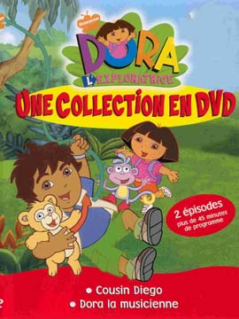 Dora Lexploratrice Une Collction Dvd - مدبلج