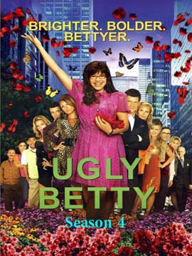 Ugly Betty - The Complete Season 4