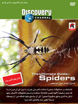 The Ultimate Guide : Spiders