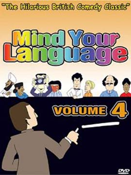 Mind Your Language - The Complete Season Four