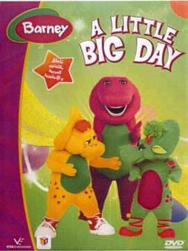 Barney A Little Big Day