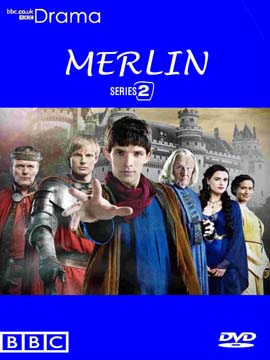 Merlin - The Complete Season Two