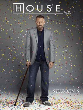 House M.D - The Complete Season Six