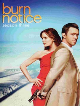 Burn Notice - The Complete Season Three