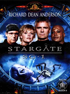 Stargate SG-1 - The Complete Season Four