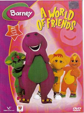Barney - A World of Friends