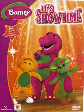 Barney - It's Showtime