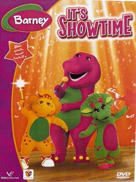 Barney - It's Showtime