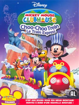 Mickey Mouse Chou Choo Train