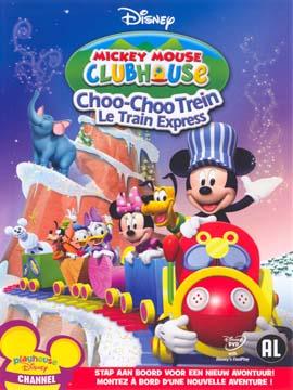 Mickey Mouse Chou Choo Train