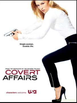 Covert Affairs - The Complete Season one