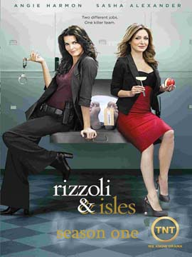 Rizzoli and Isles - The Complete Season One