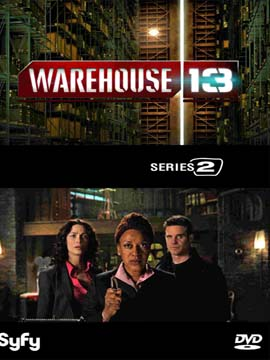Warehouse 13 - The Complete Season Two