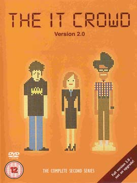 The IT Crowd - The Complete Season Two