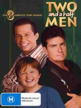 Two and a Half Men - The Complete Season Three