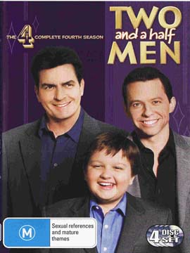 Two and a Half Men - The Complete Season Four