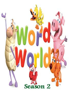 Word World - The Complete Season 2