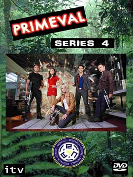 Primeval - The Complete Season Four