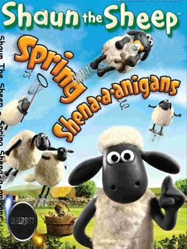 Shaun The Sheep Spring Shena a Anigans