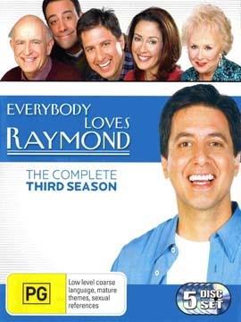 Everybody Loves Raymond - The Complete Season Three