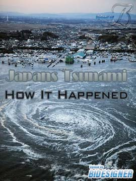 Japan Tsunami: How It Happened