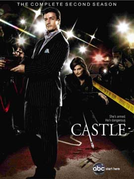 Castle - The Complete Season Two