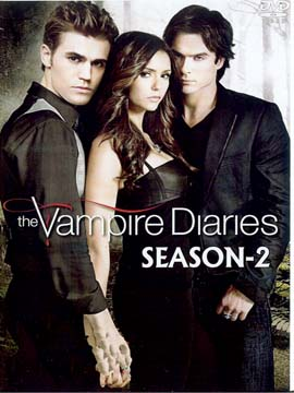 The Vampire Diaries - The Complete Season Two