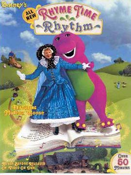 Barney Rhyme Time Rhythm