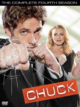 Chuck - The Complete Season Four