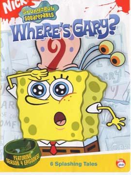 SpongeBob Where's Gary? - مدبلج