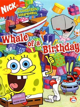 SpongeBob Whale of A Birthday - مدبلج