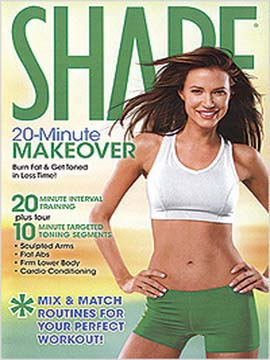 Shape - 20 Minute Makeover