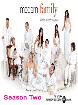 Modern Family - The Complete Season Two