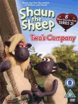 Shaun The Sheep Two's Company