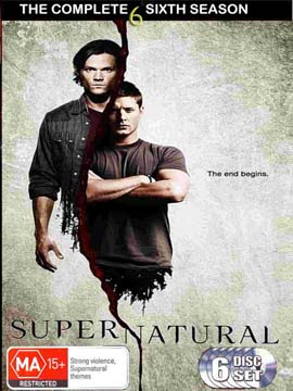 Supernatural - The Complete Season Six