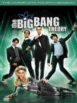 The Big Bang Theory - The Complete Season Four