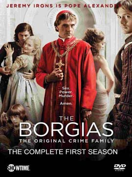 The Borgias - The Complete Season One