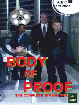 Body of Proof - The Comlpete Season One