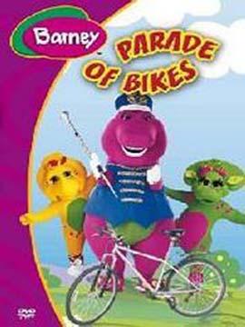 Barney Parade Of Bikes