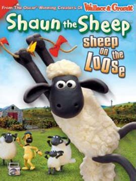 Shaun The Sheep Sheep On The Loose