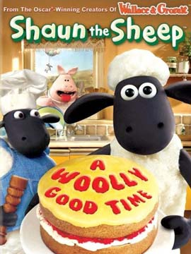 Shaun The Sheep A Woolly Good Time